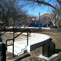 Photo taken at Skinner Park by Brandon L. on 3/6/2012