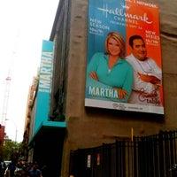 Photo taken at The Martha Stewart Show by Todd M. on 4/18/2012