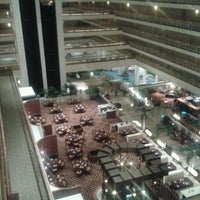Photo taken at Renaissance Concourse Hotel by Alexis L. on 6/30/2012