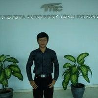 Photo taken at PT. Toyota Auto Body – Tokai Extrusion (TTEC) by Cecep N. on 9/5/2012
