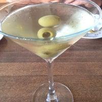 Photo taken at fatfish Wine Bar & Bistro by carolyn g. on 6/24/2012
