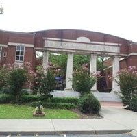 Photo taken at Beaman Library at Lipscomb University by Chrissy C. on 9/1/2012