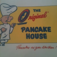 Photo taken at The Original Pancake House by Courtney W. on 1/1/2012