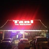 Photo taken at Tani Thai by Luis L. on 6/9/2012