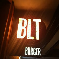 Photo taken at BLT Burger by Ashley L. on 9/2/2012