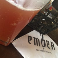 Photo taken at Ember by H-J M. on 5/8/2012
