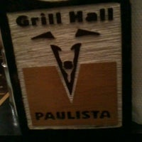 Photo taken at Grill Hall by Nirvana M. on 10/13/2011