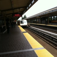 Photo taken at Hayward BART Station by Giovanni T. on 5/27/2012