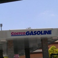 Photo taken at Costco Gasoline by Mr. R. on 5/23/2012