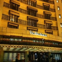 Photo taken at The Dorchester by Brooke on 11/8/2011