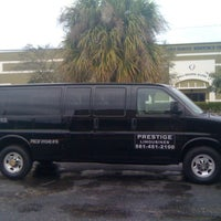 Photo taken at Prestige Limousines by Staci G. on 11/10/2011