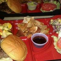 Photo taken at Bento Burger by Shirley C. on 9/26/2011