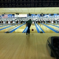 Photo taken at Kearny Mesa Bowl by Michael C. on 7/17/2011