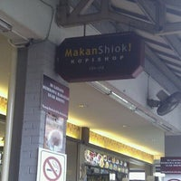 Photo taken at MakanShiok! Kopishop by Mohd Shahrin M. on 1/31/2011