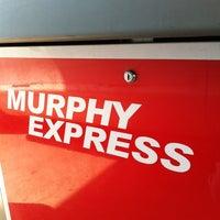 Photo taken at Murphy Express by Frank M. on 8/15/2012