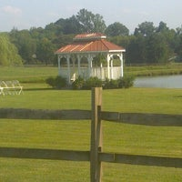 Photo taken at Twin Cedar Farm by Amy B. on 6/23/2012