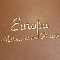 Photo taken at Europa Pizzeria by Alphonse C. on 6/16/2012