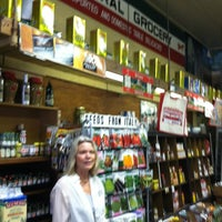Photo taken at Central Grocery Co. by DeGustibus on 5/23/2012