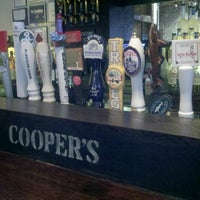 Photo taken at Cooper's Craft and Kitchen by Pedro H. on 1/30/2012