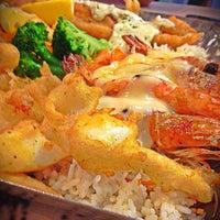 Photo taken at The Manhattan Fish Market by irni z. on 7/8/2012