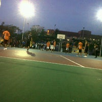 Photo taken at Uitm basketball court by Ahmad FH P. on 12/12/2011