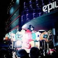 Photo taken at Epicentrum Walk (epiwalk) by @TravelAwan on 12/31/2011