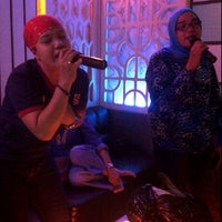 Photo taken at GnG Karaoke Keluarga by Anniz A. on 2/8/2012