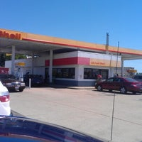 Photo taken at Shell by Chad on 6/26/2012