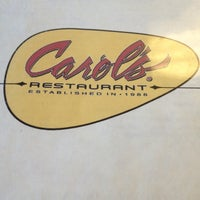 Photo taken at Carol's Restaurant by Holly O. on 6/9/2012