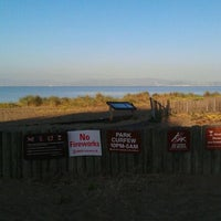 Photo taken at Robert W. Crown Memorial State Beach by Pierre C. on 7/5/2011