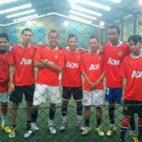 Photo taken at Balikpapan Sport Centre by Febryan G. on 12/30/2011