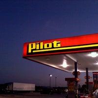 Photo taken at Pilot Travel Center by Christella C. on 9/7/2011