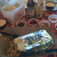 Photo taken at California Tortilla by J T. on 2/26/2012