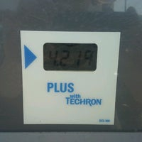 Photo taken at Chevron by Phyllis R. on 8/16/2012