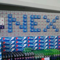 Photo taken at Hy-Vee by Benton on 4/10/2012