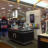 Photo taken at Barnes & Noble by Amy H. on 11/5/2011