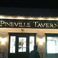 Photo taken at Pineville Tavern by Helen D. on 2/21/2012