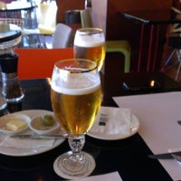 Photo taken at Le Café by Sakis D. on 8/13/2012