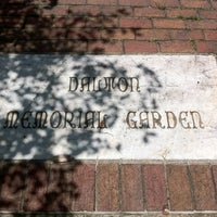 Photo taken at Dalton Memorial Garden by David on 7/7/2012