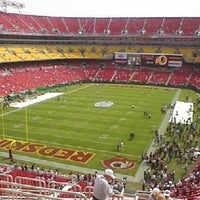 Photo taken at FedEx Field by Steven M. on 7/22/2012