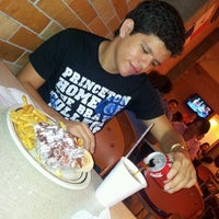 Photo taken at Doraditos by Lorenzo N. on 11/19/2011