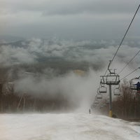 Photo taken at Jay Peak Resort by Josh F. on 5/15/2011