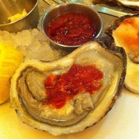 Photo taken at Oyster Bar by Brandon L. on 2/20/2012