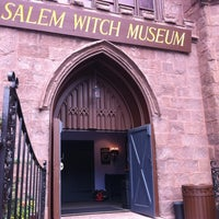 Photo taken at Salem Witch Museum by Tiffany . on 7/23/2011