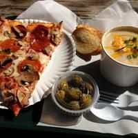 Photo taken at Little Deli & Pizzeria by Dieter v. on 11/4/2011