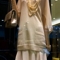Photo taken at Chanel Boutique by Ana Clara J. on 2/15/2012