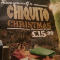 Photo taken at Chiquito by mercury p. on 11/13/2011
