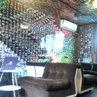 Photo taken at Lomography Gallery Store Shanghai by Anna J. on 6/4/2012