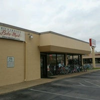 Photo taken at Richardson Bike Mart by Adam S. on 11/19/2011