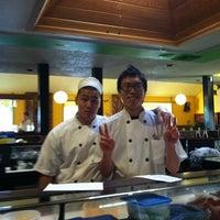 Photo taken at Sushi Train by Heath Michael C. on 11/4/2011